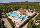 Camping avec Ambiance club Gassin - Riviera d'Azur-3