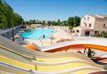 Camping avec Spa & balnéo Montclar - Les Sables du Midi-1