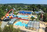 Camping avec Parc aquatique / toboggans Guidel - Le Saint Laurent-2