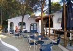 Camping avec Hébergements insolites Espagne - San Bou-4