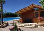 Camping avec Spa & balnéo Espagne - Serra de Prades-3
