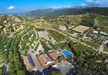Camping avec Spa & balnéo Espagne - Serra de Prades-1