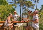 Camping avec Site nature Landes - Slow Village Biscarrosse Lac-4