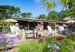 Camping  Acceptant les animaux Biscarrosse - Slow Village Biscarrosse Lac-3