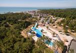 Camping avec Piscine Gironde - Soulac Plage-3