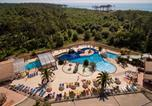 Camping avec Piscine Gironde - Soulac Plage-2