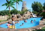 Camping avec Spa & balnéo Espagne - Spa Natura Resort Peñiscola-3