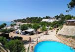 Camping avec Piscine Collioure - Treumal-2
