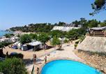 Camping avec Accès direct plage Espagne - Treumal-2