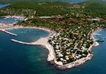 Camping avec Ambiance club Croatie - Naturist Valalta-3