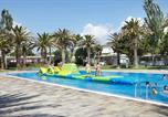 Camping  Acceptant les animaux Port-Vendres - Valldaro-3