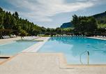 Camping avec Piscine couverte / chauffée Marseille - Verdon Parc-1