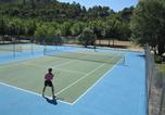 Camping avec Ambiance club Alpes-de-Haute-Provence - Verdon Parc-3