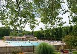 Camping avec Piscine couverte / chauffée Le Rove - Verdon Parc-4