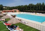 Camping avec Hébergements insolites Cannes - Verdon Parc-4
