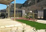 Camping avec Ambiance club Alpes-de-Haute-Provence - Verdon Parc-2