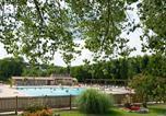Camping avec Hébergements insolites Grimaud - Verdon Parc-4