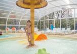 Camping avec Piscine couverte / chauffée Régusse - Verdon Parc-3