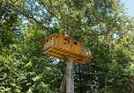 Camping avec Piscine Candé-sur-Beuvron - Parc de Fierbois-2