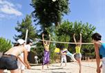 Camping avec Ambiance club Rayol-Canadel-sur-Mer - Parc et Plage-4