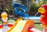 Camping avec Club enfants / Top famille Bormes-les-Mimosas - Parc et Plage-2