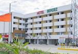 Hôtel Villavieja - Hotel Berdez-1