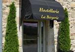 Hôtel Saint-Pierre-de-Frugie - Hostellerie La Bergerie-2