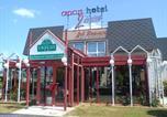 Hôtel Fleury-sur-Orne - Hôtel Crocus Caen Parc Expo-4