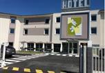 Hôtel Montussan - Hôtel Gardenia-3