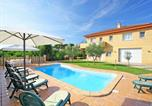 Location vacances Riudarenes - Holiday Home Socarma-1