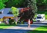 Camping avec WIFI Hautes-Pyrénées - Camping Sites et Paysages La Forêt Lourdes-3