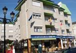 Hôtel Ajo - Hotel Las Rocas de Isla-3