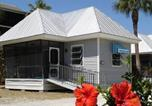 Villages vacances Captiva - Shalimar Cottages And Motel-1