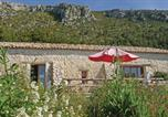 Location vacances La Roque-Esclapon - Holiday Home Bargeme with a Fireplace 05-1