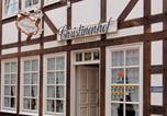 Hôtel Bad Münder am Deister - Historik Hotel Garni Christinenhof-4