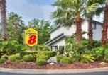 Hôtel Micanopy - Super 8 Gainesville-1