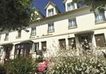 Hôtel Treignac - Logis Relais des Monedieres-1