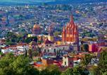 Location vacances San Miguel de Allende - Casa Corazones-2