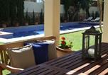 Location vacances Níjar - Casa Arenal-4