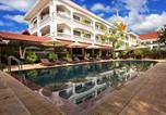 Villages vacances Battambang - Lin Ratanak Angkor Hotel & Spa-2
