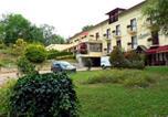Hôtel Mercus-Garrabet - Hôtel Le Castelet-3