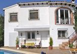 Location vacances Pedreguer - Apartment Urb Monte Pedreguer I Pedreguer-3