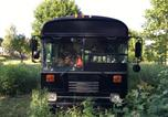 Location vacances Zossen - Butch The Bus - Auszeit im Schulbus-4