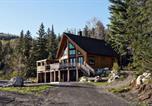 Location vacances Saint-Jean-de-Matha - Aksotha 4br Chalet - Domaine Val Nature-1