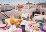 Location vacances Jerez de la Frontera - Studio Apartment in Jerez de la Frontera-1