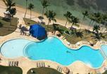 Location vacances Juan Dolio - Spectacular Frontline Beach Apartment, Las Olas by Metro, Juan Dolio-3