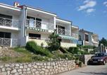 Location vacances Klenovica - Apartment Klenovica 5542a-1