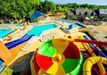 Camping avec Accès direct plage Arzon - Capfun - Camping Lodge-2