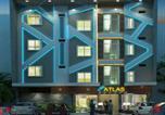 Hôtel Ujjain - Hotel Atlas Palace-1