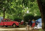 Camping avec Chèques vacances Poilly-lez-Gien - Flower Camping Les Portes de Sancerre-4